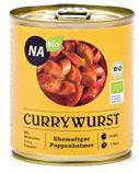 NA bio Currywurst Dose